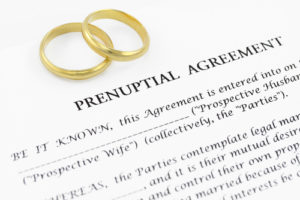 Prenuptial Agreement Lawyer Scottsdale AZ